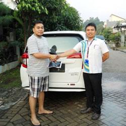 Sales Marketing Mobil Dealer Daihatsu Tangerang Selatan Dedy