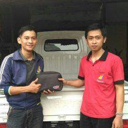Foto Penyerahan Unit 2 Sales Marketing Daihatsu Jakarta Barat Agung
