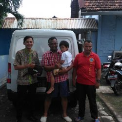 Foto Penyerahan Unit 3 Sales Marketing Daihatsu Jakarta Barat Agung